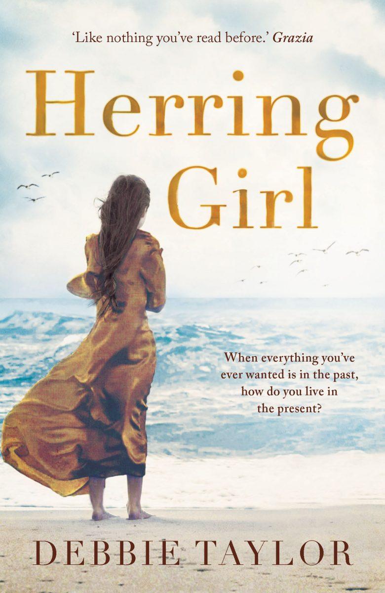 Herring Girl book cover